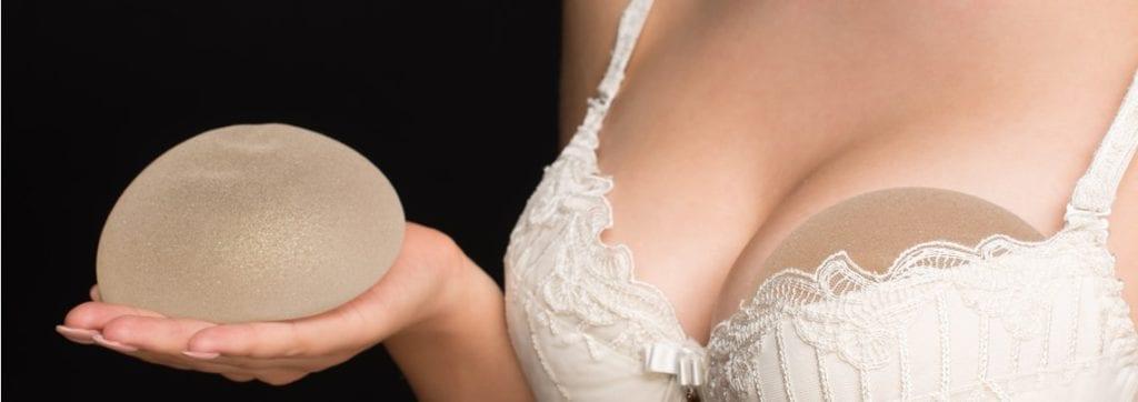 Prótese de silicone – Saiba mais sobre Mamoplastia de Aumento